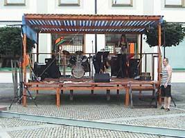 Zdické kulturní léto - náměstí