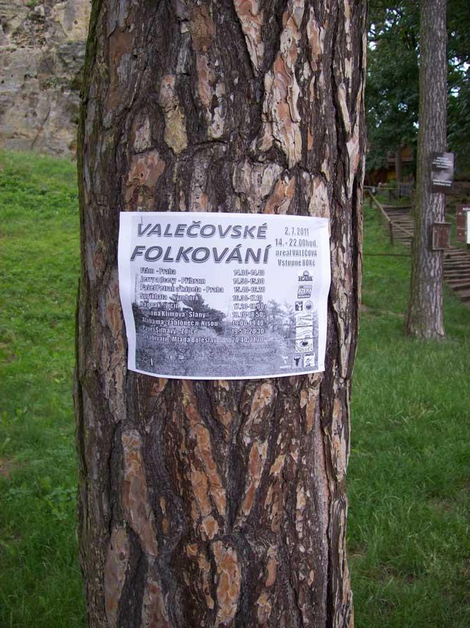 Valečovské folkování