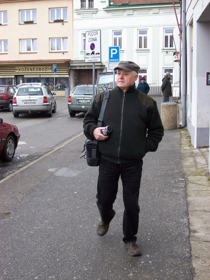 Ing. Vlastimil Šilhavý