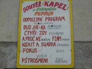Křížovský šťovík 2009